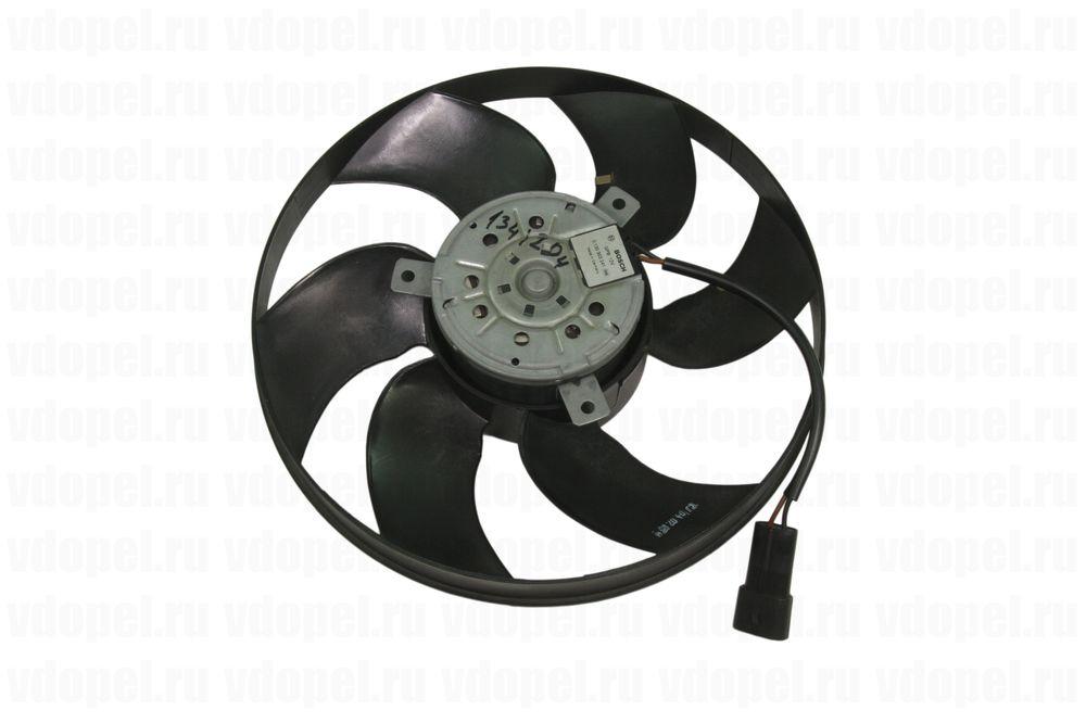 BOSCH 0130303241  - Мотор охлаждения радиатора. Омега В. BOSCH