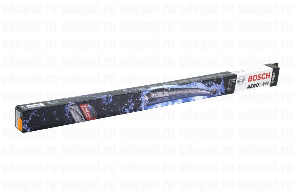 BOSCH 3397007583  - Щётка стеклоочистителя. Мокка (комплект 2шт.)