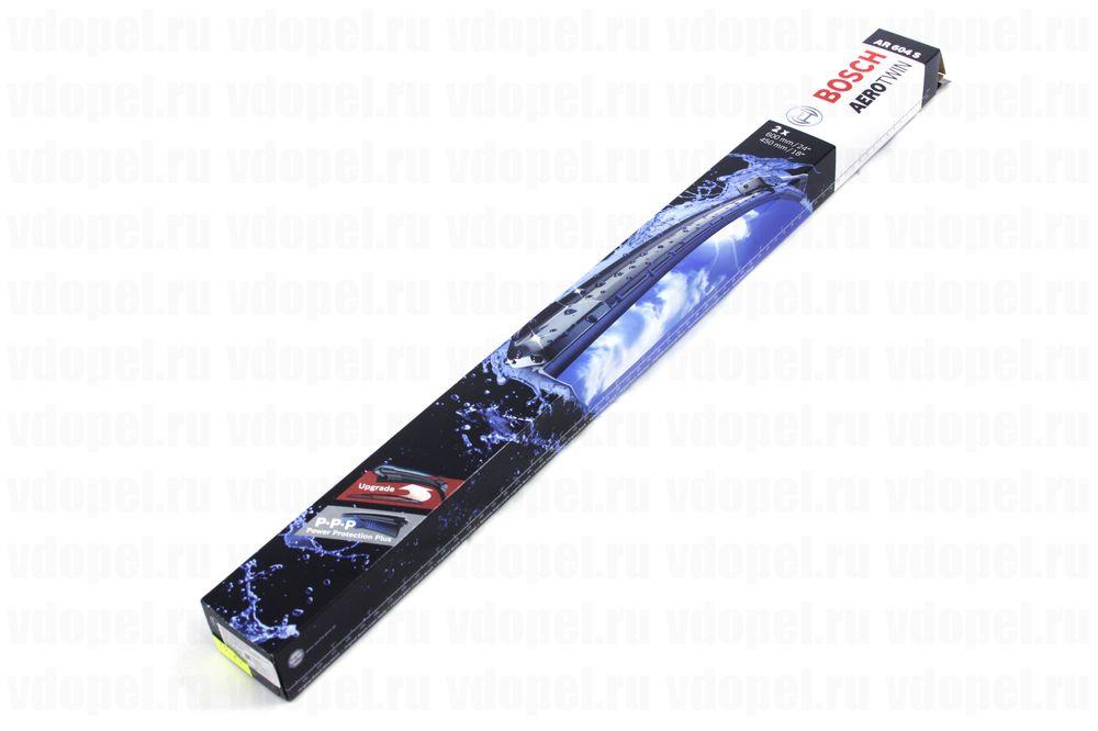 BOSCH 3397118908  - Щётка стеклоочистителя. Инсигния, Cruze (комплект 2шт.) бескаркасные Bosch