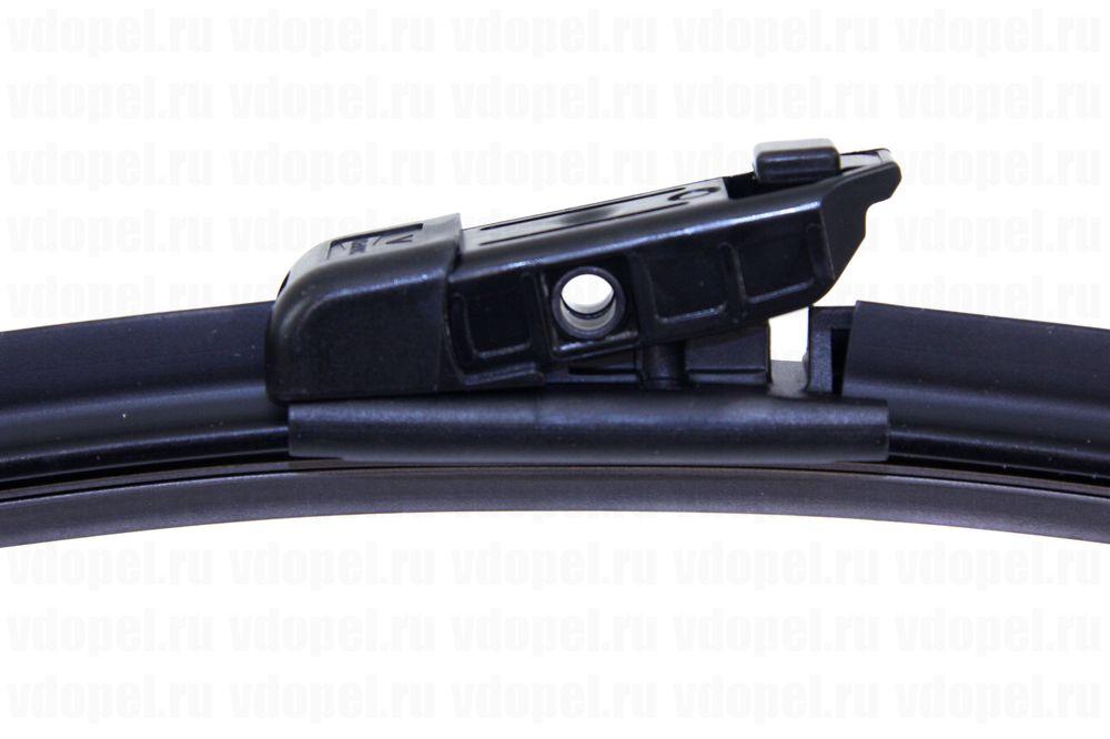 CHAMPION AFL6858AC02  - Щётка стеклоочистителя. Мерива В (комплект 2шт.)