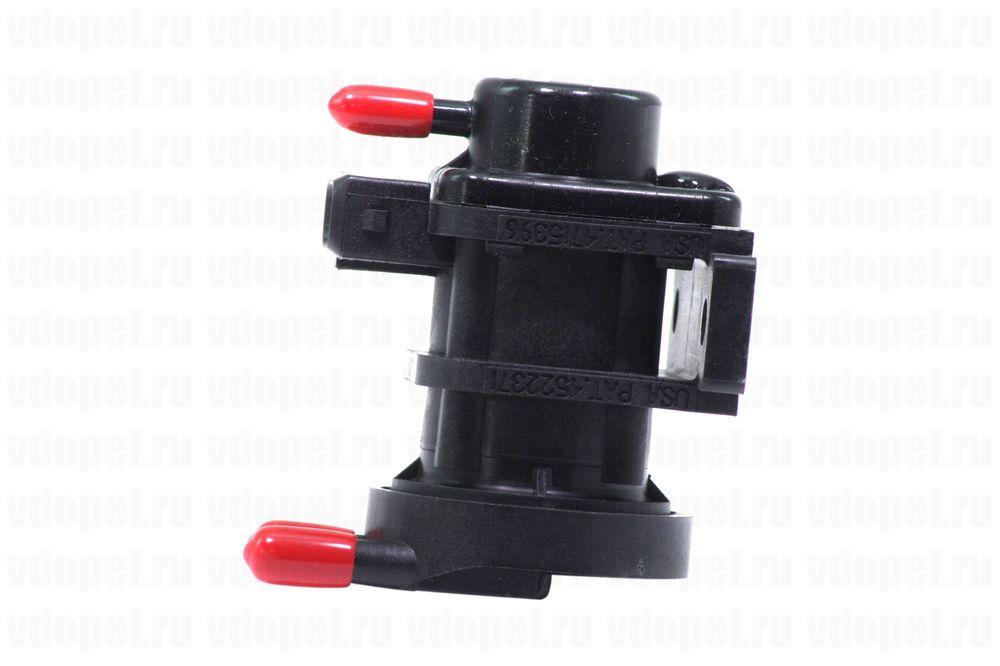 DELLO 140026615  - Клапан рециркуляции вых. газов. 2,0-2,2DT вакуумные трубки d-6,5мм