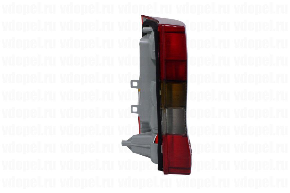 DEPO 4421914RUE  - Фонарь задний Астра F караван 94- (тёмный) прав.