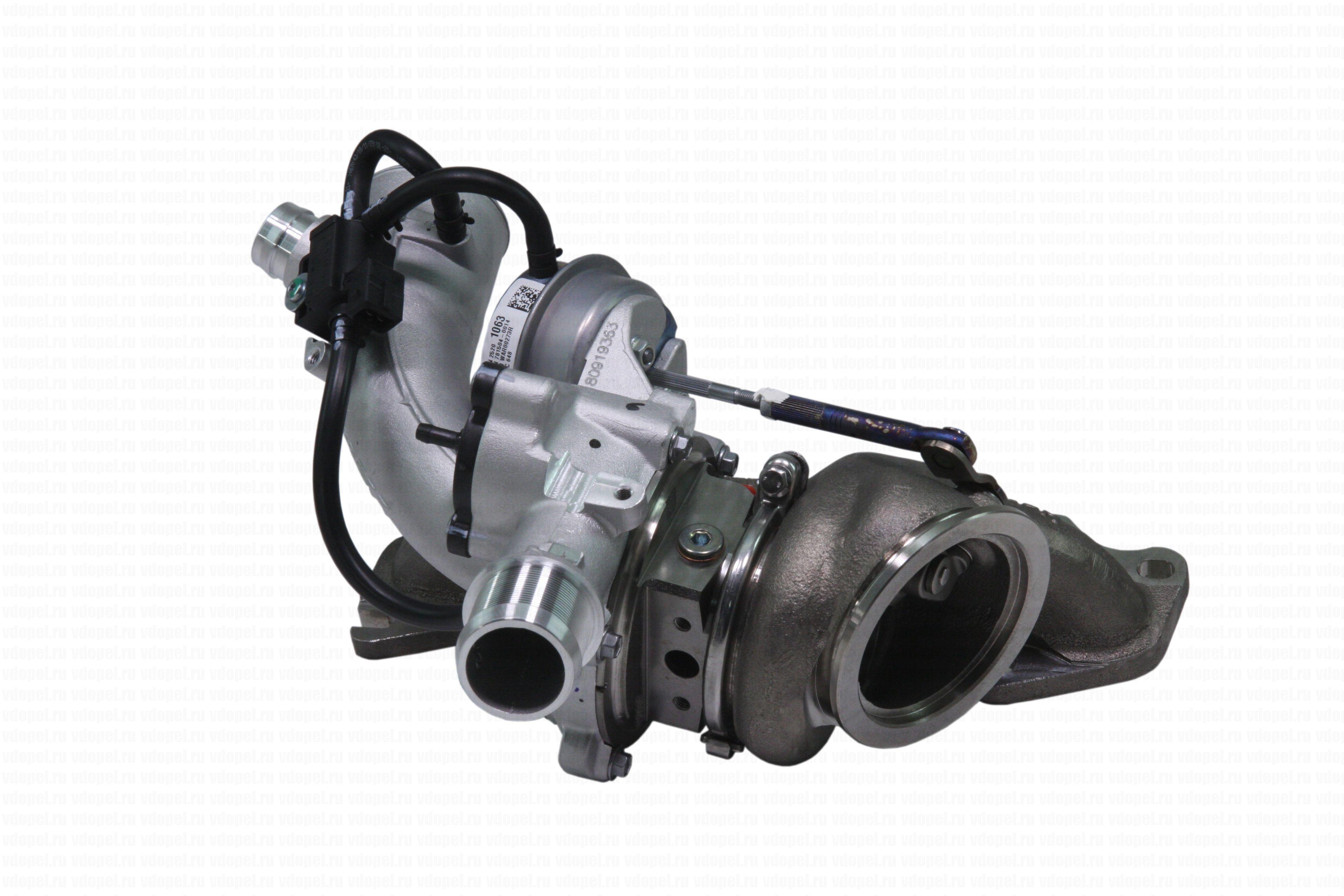 GARRETT 7815045014S  - Турбина 14NEL, NET Opel Chevrolet