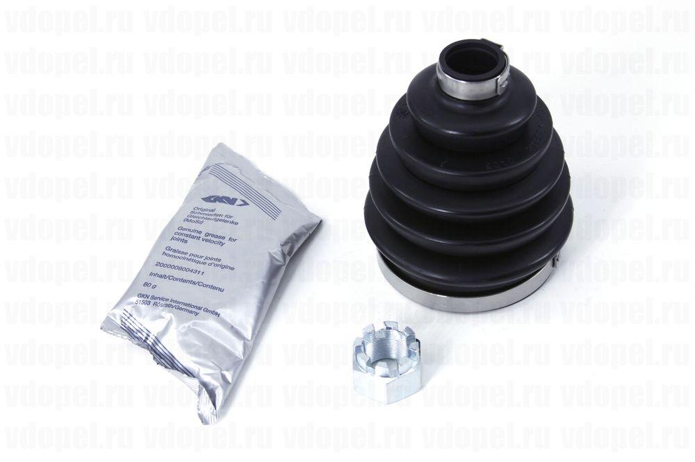 GKN 303359  - Пыльник шруса наружн.(ком-т) 1.4-1.6