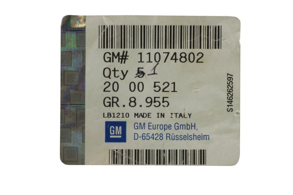 GM 11074802  - Болт М10x60