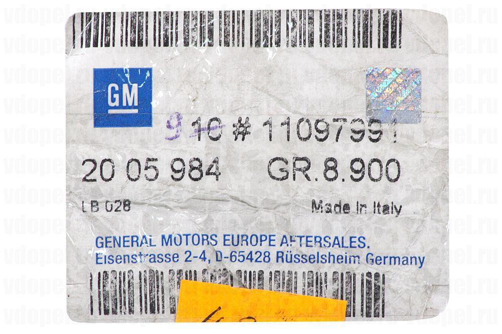 GM 11097991  - Болт М6x8