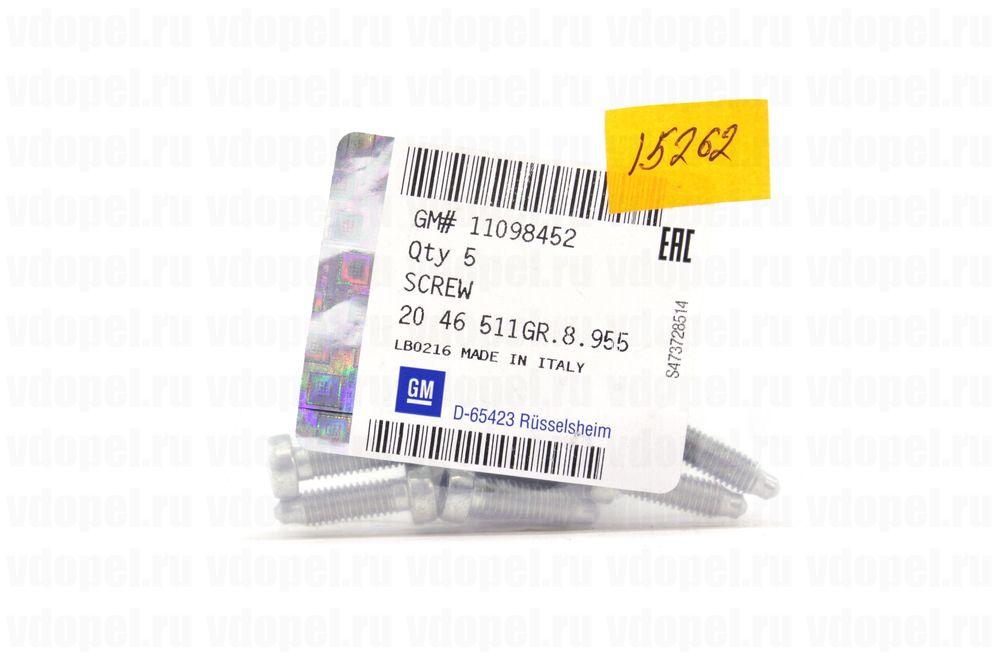 GM 11098452  - Болт М6x21