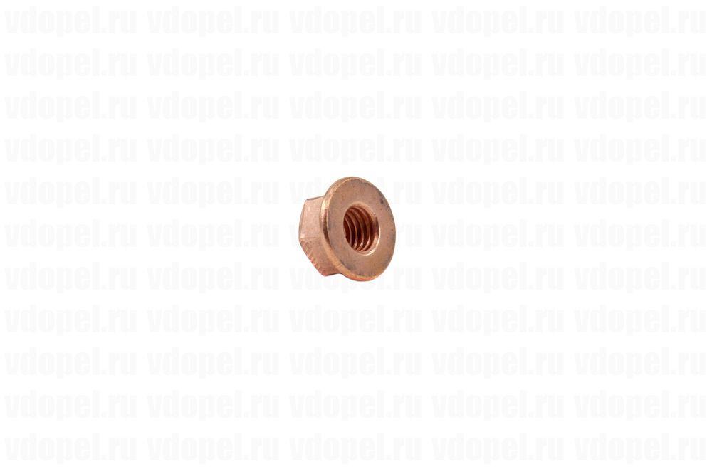 GM 11102751  - Гайка приёмной трубы. М8 1,4-2,8