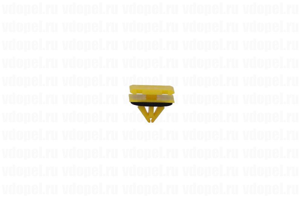 GM 11562250  - Клипса крепления накладки крыла. Мокка.