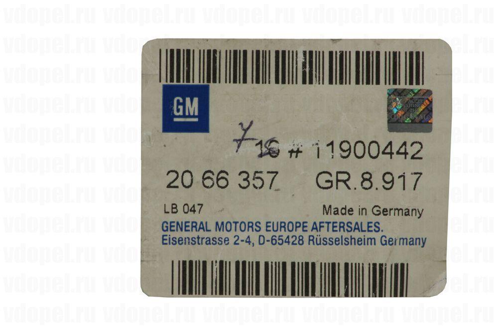 GM 11900442  - Гайка M12