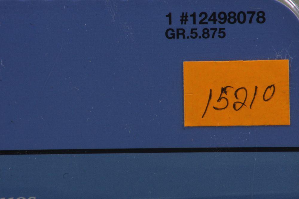 GM 12498078  - Комплект секреток. Мокка. Chevrolet