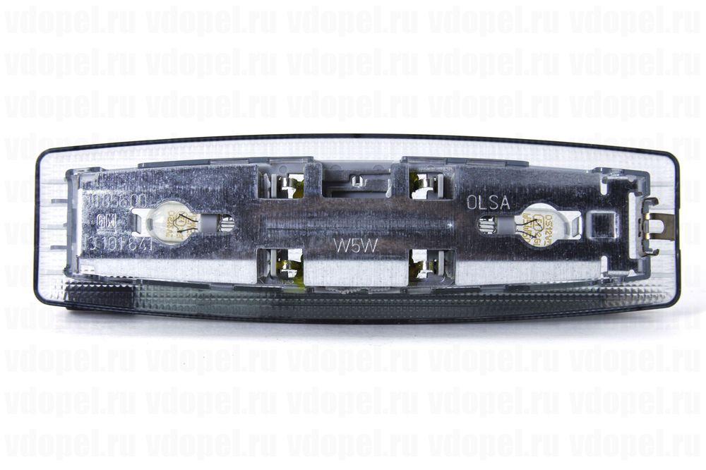 GM 13101642  - Осветитель салона задний.