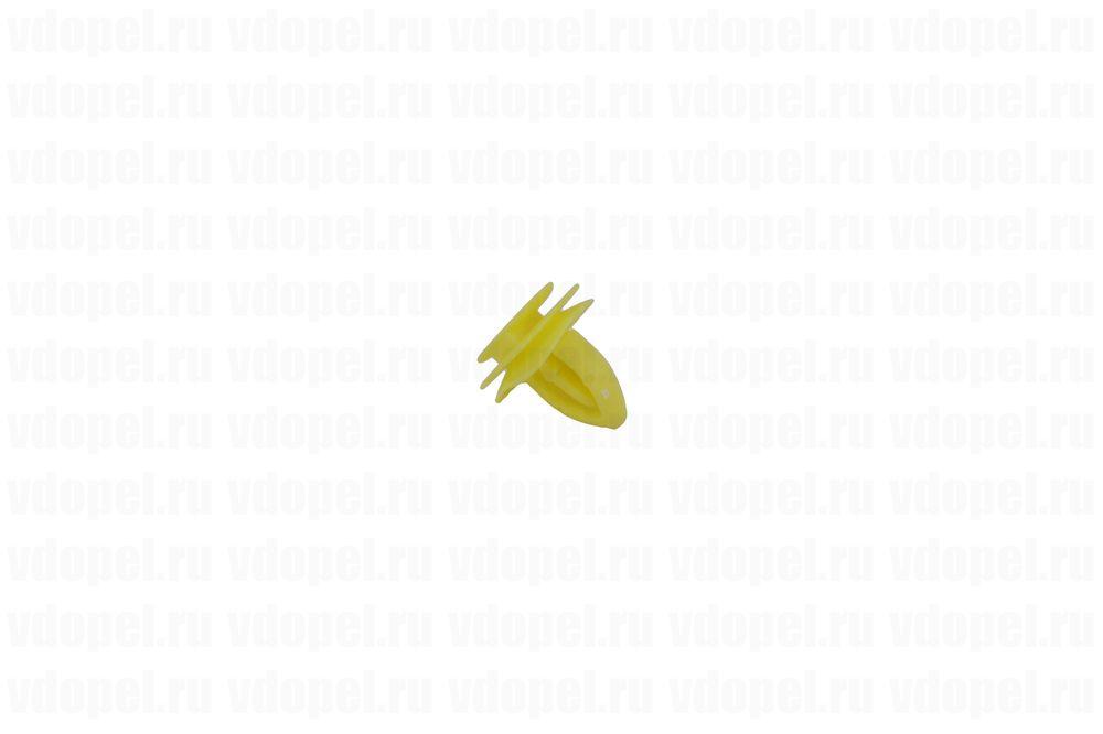 GM 13123713  - Клипса крепления накладки.Астра H,Зафира В.