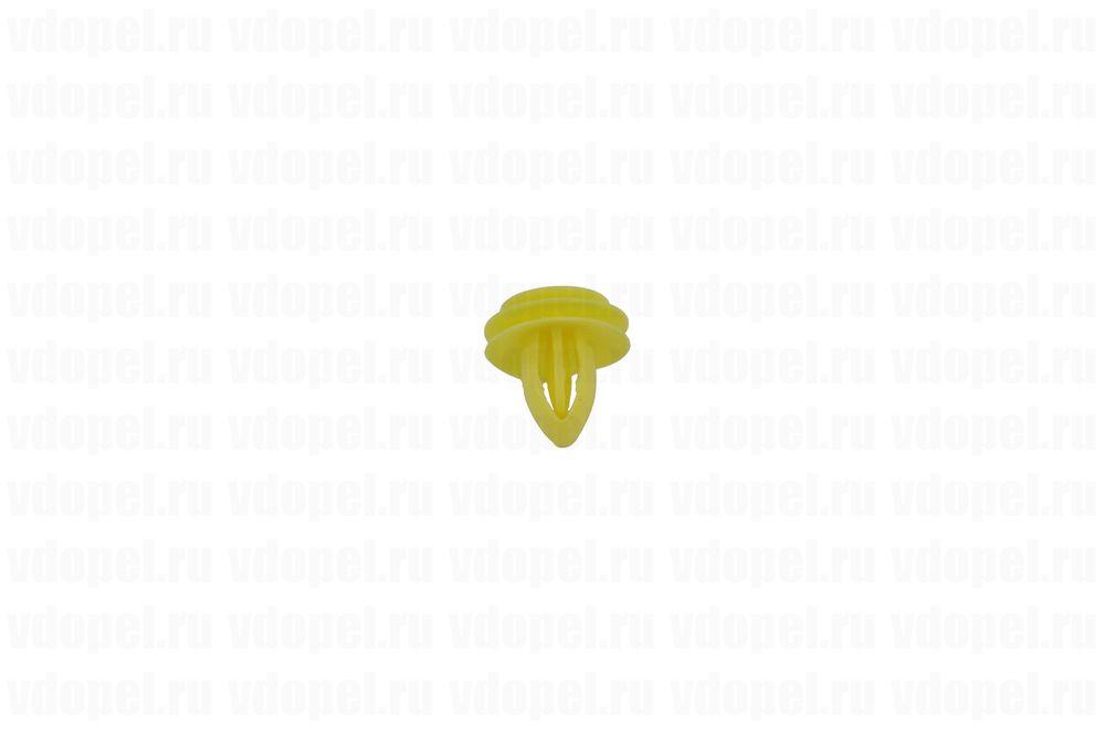 GM 13123713  - Клипса крепления накладки. Астра H, Зафира В.