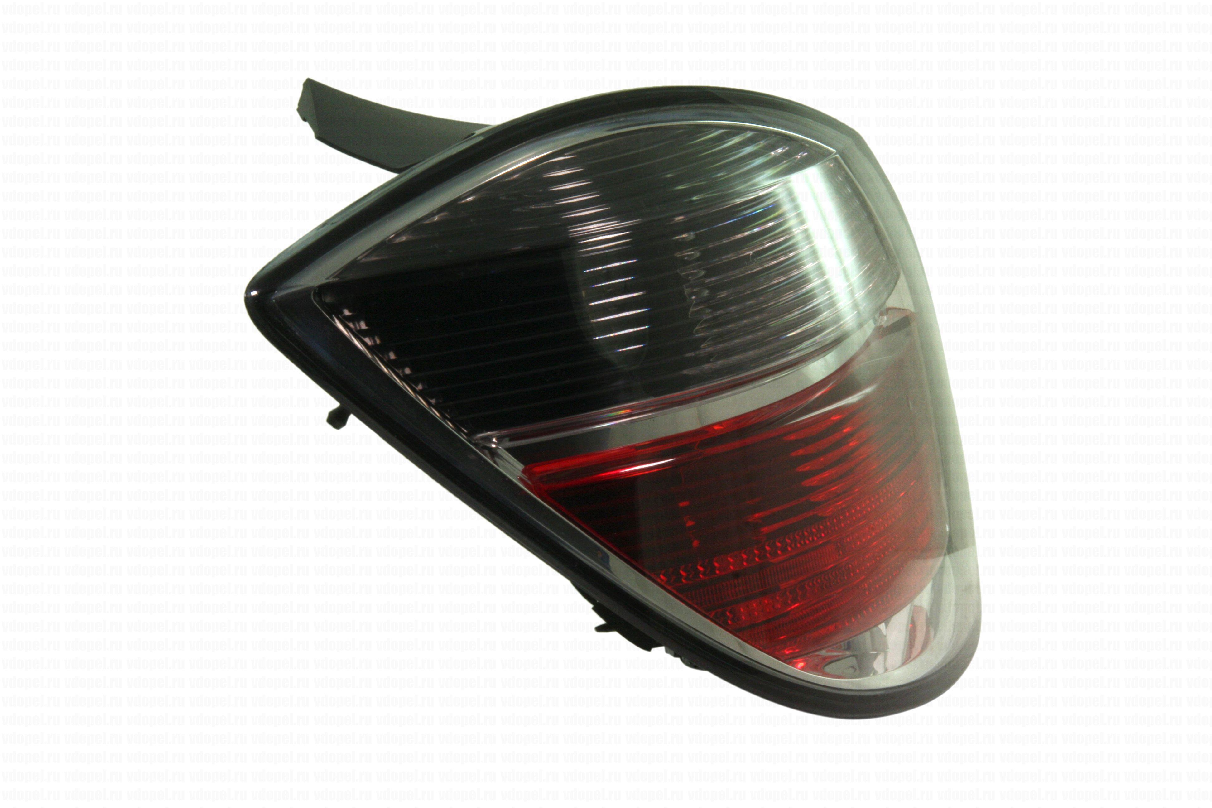 GM 13222324  - Фонарь задний Астра H 5дв. х/б 2007- GM лев.