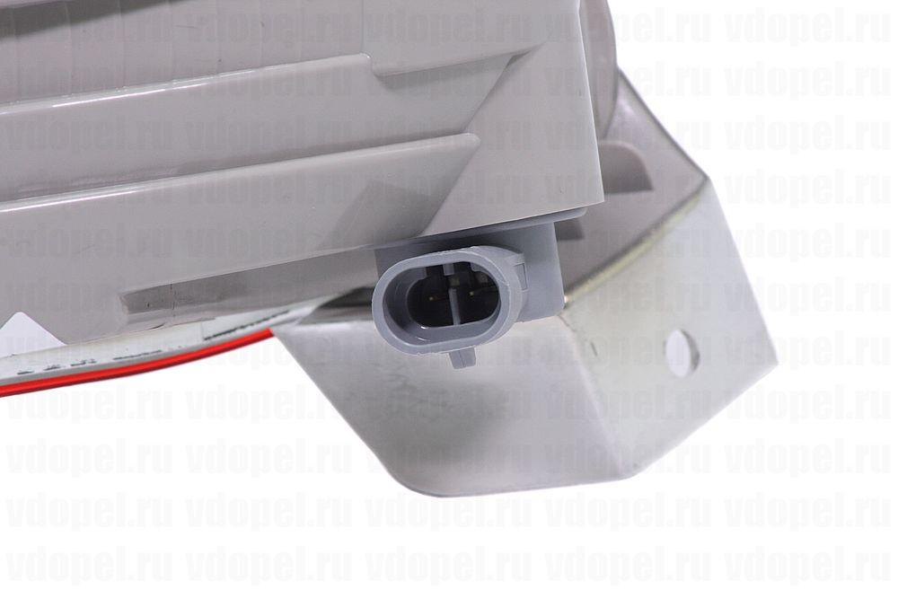 GM 13278790  - Фонарь задний Зафира С п/т в бампер.