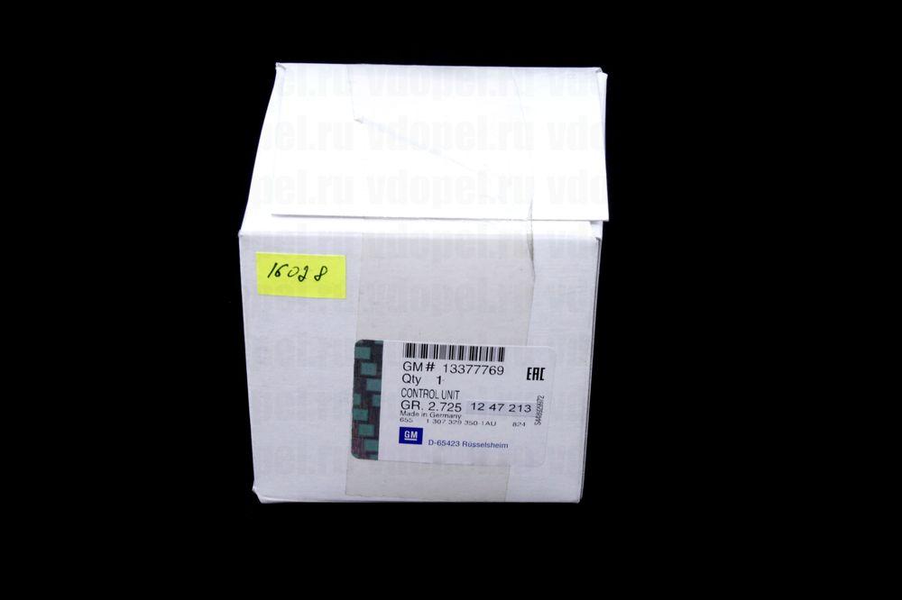 GM 13377769  - Блок управления фарами Астра J 3дв.
