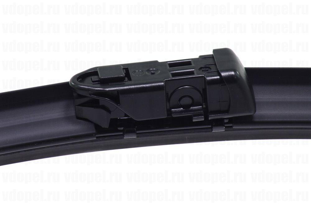 GM 13385436  - Щётка стеклоочистителя. Астра J 3дв.(комплект 2шт.)