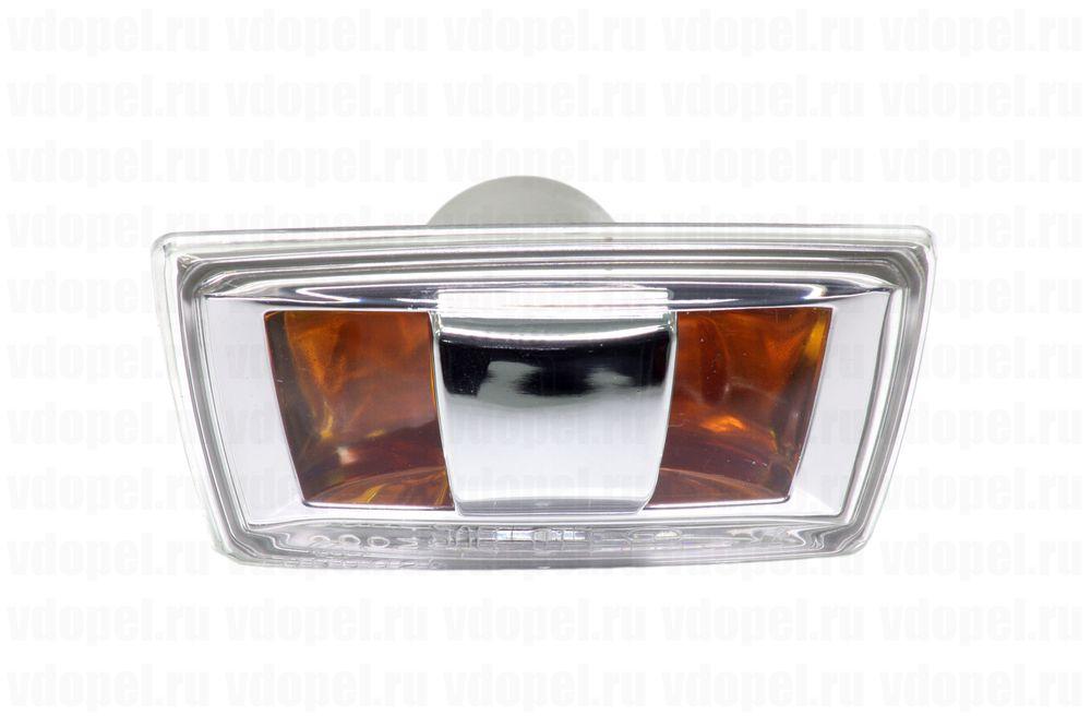 GM 13497989  - Повторитель поворота боковой. Астра HJ, Зафира В, Корса D, Инсигния лев. Chevrolet