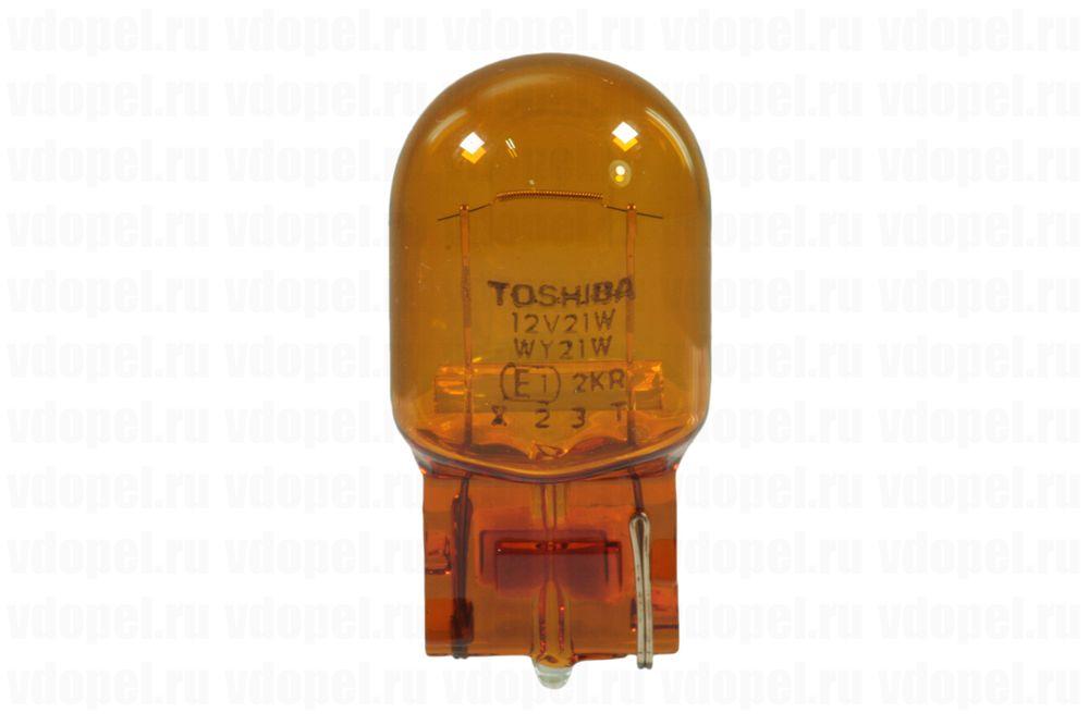 GM 13503357  - Лампа WY21W