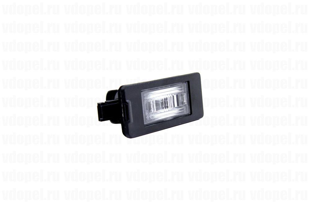 GM 13590043  - Осветитель номерного знака. Астра J караван, Зафира С.