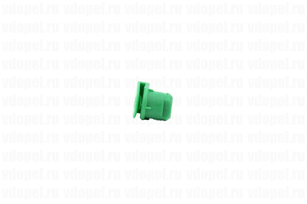 GM 24417039  - Гайка пластмассовая. Зелёная