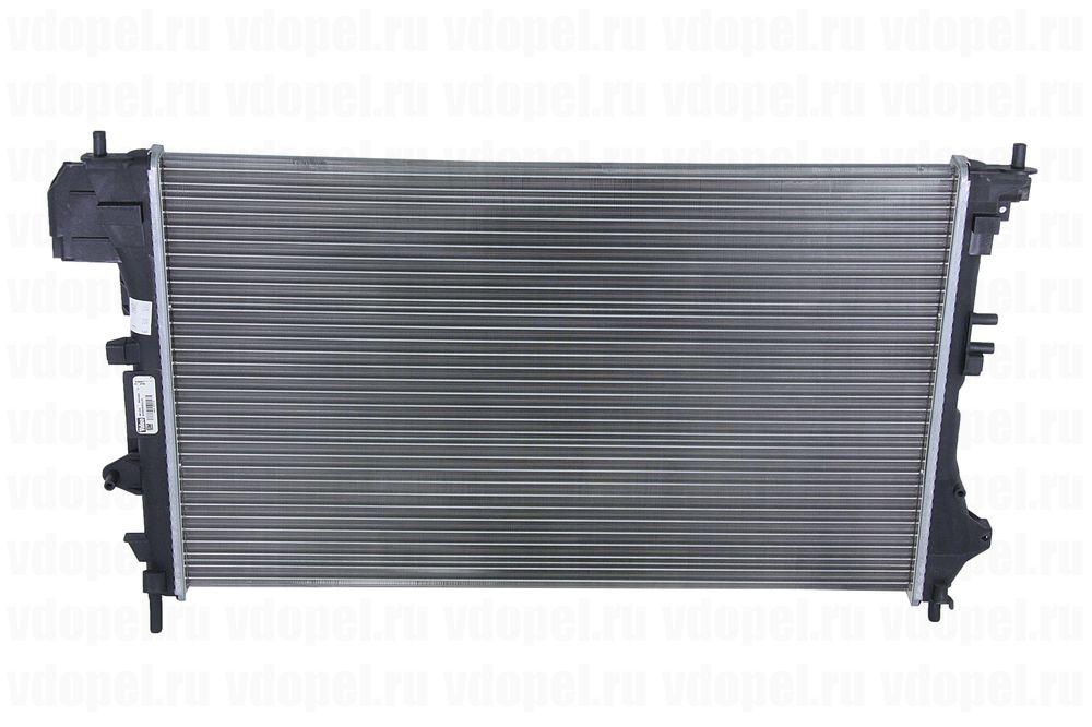 GM 24418338  - Радиатор. Вектра С, Сигнум Z16XE, Z18XE, Z18XEL, 20-32