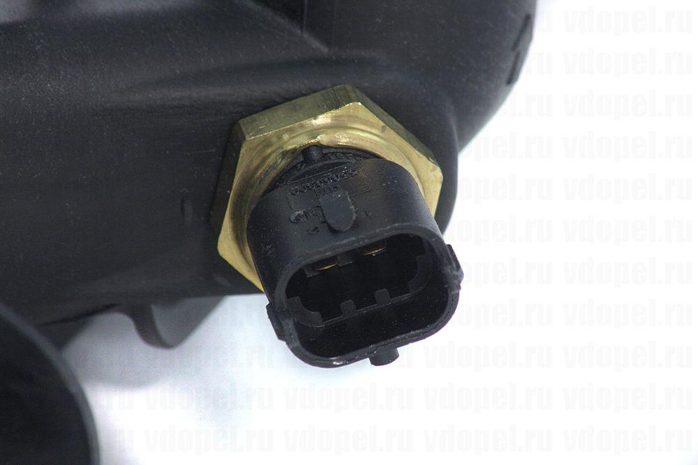 GM 24418340  - Радиатор. Вектра С, Сигнум Z16XEP, Z18XER. GM