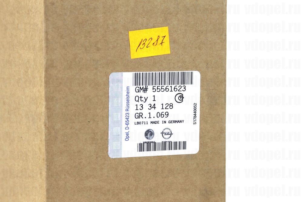 GM 25193406  - Помпа.12-14XEL,XER,NEL,NET.