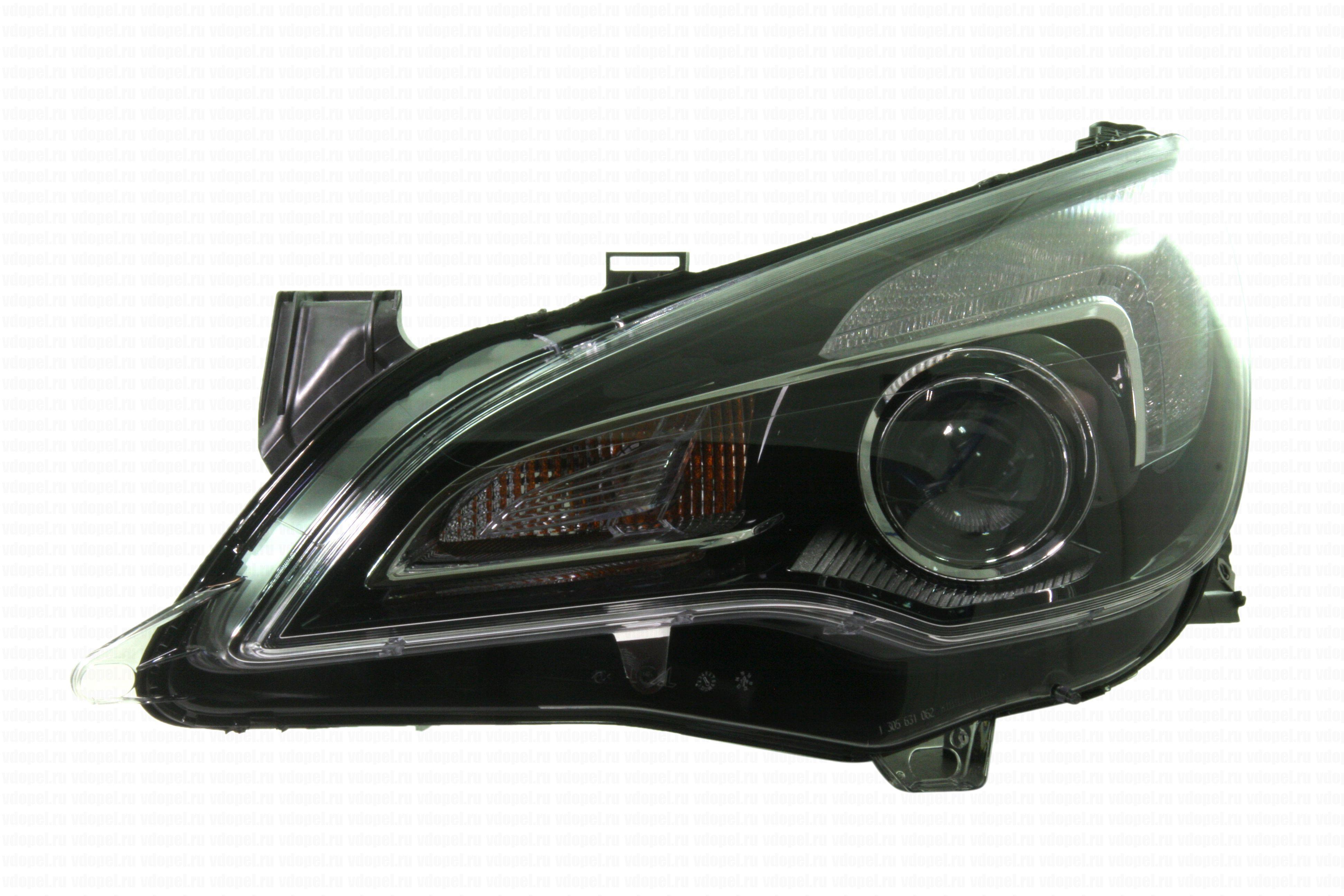 GM 39027951  - Фара Астра J 3дв. без ксенона GM лев.