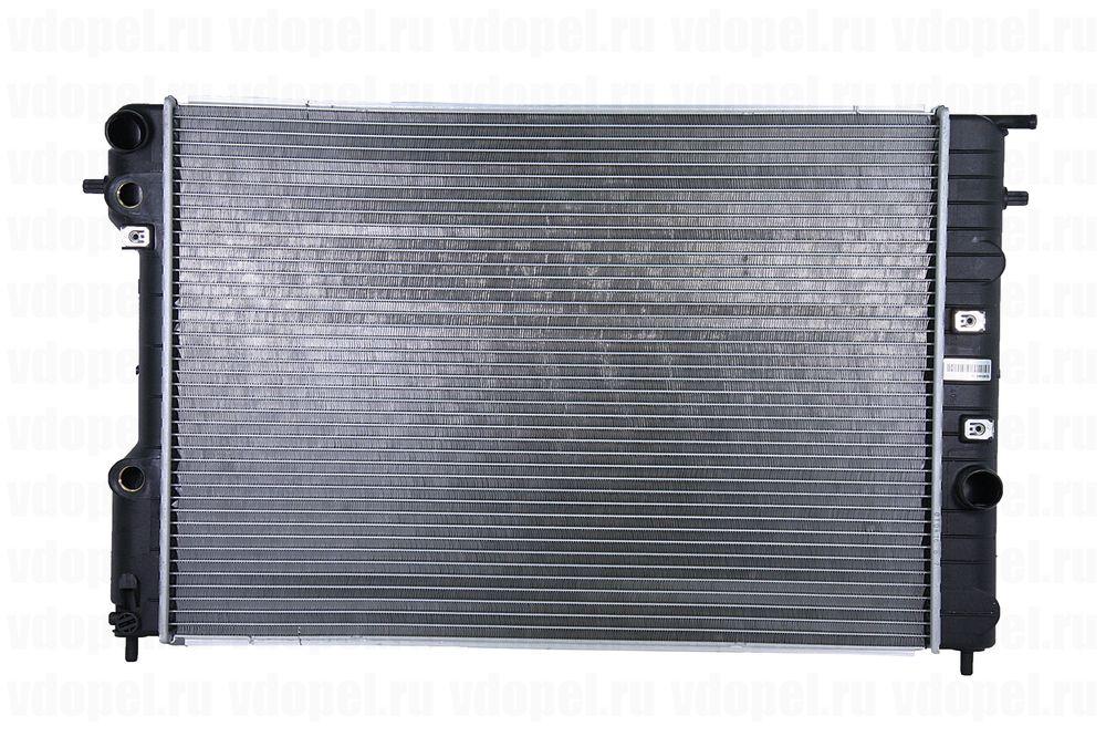 GM 52485464  - Радиатор. Омега В Y22XE, Z22XE (авт. с конд.)