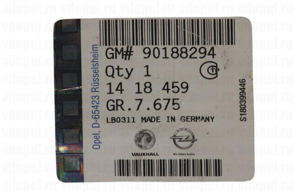 GM 90188294  - Гайка крепления запаски. Астра, Корса, Мерива.