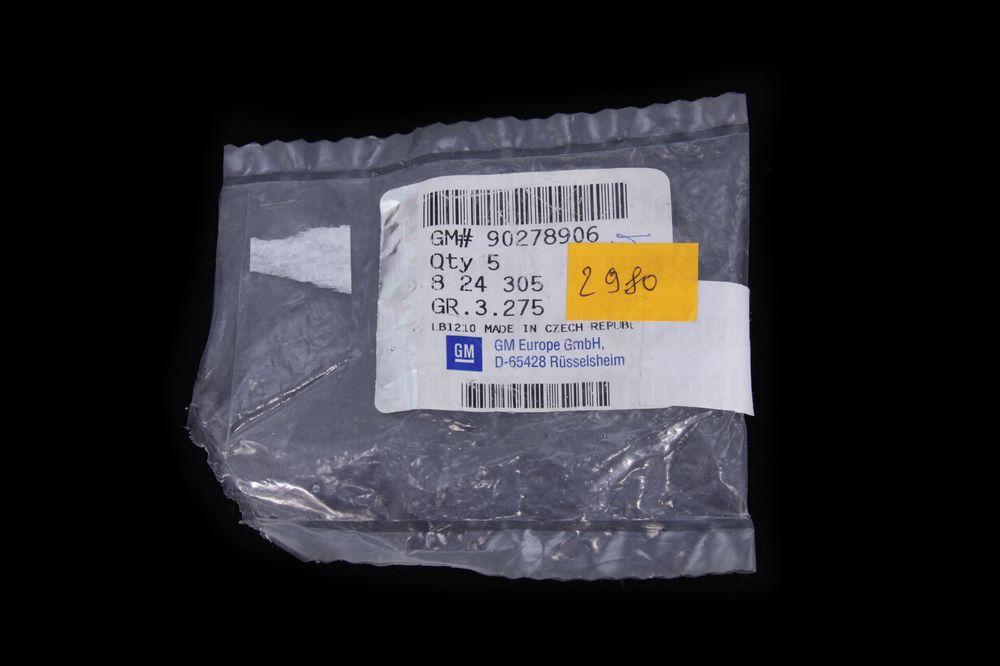 GM 90278906  - Держатель топливных и тормозных трубок.