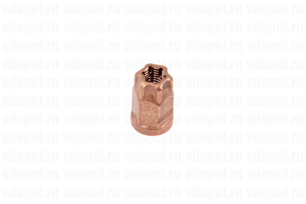 GM 90424073  - Гайка коллектора М8 16-20