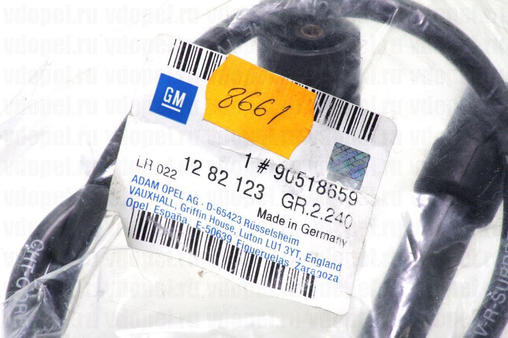GM 90518659  - Провод высоковольтный 1-й цил. (54см)