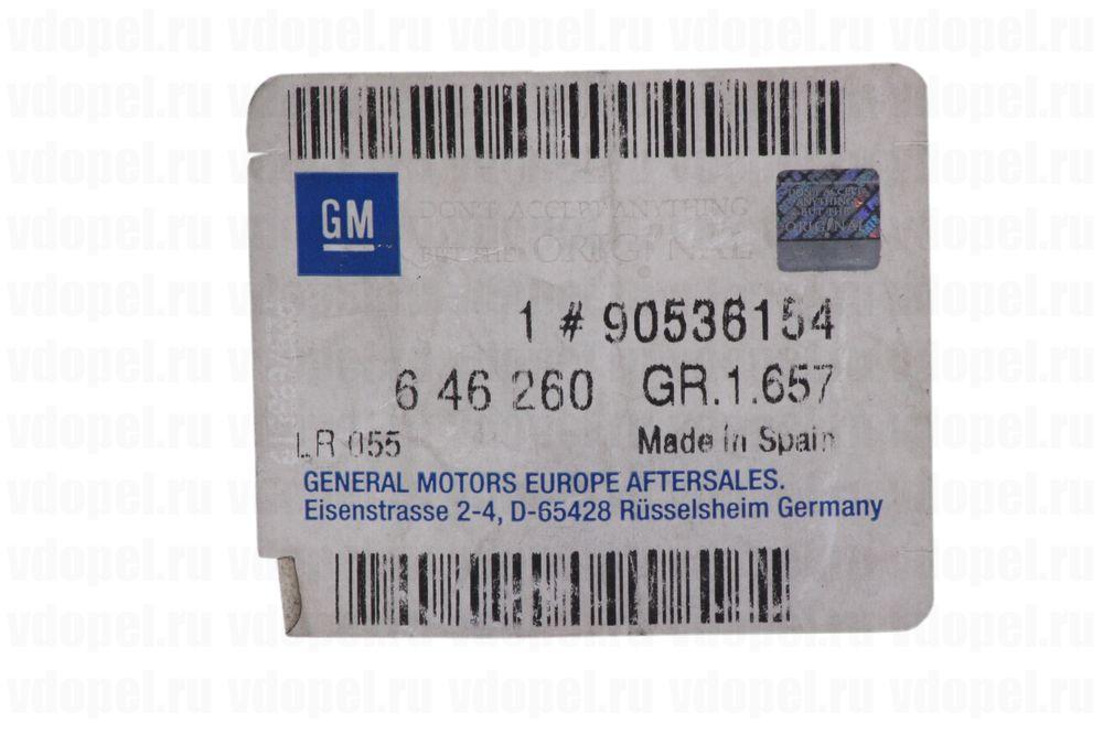 GM 90536154  - Сальник к. вал. перед. 18ХЕ1 30х40х7