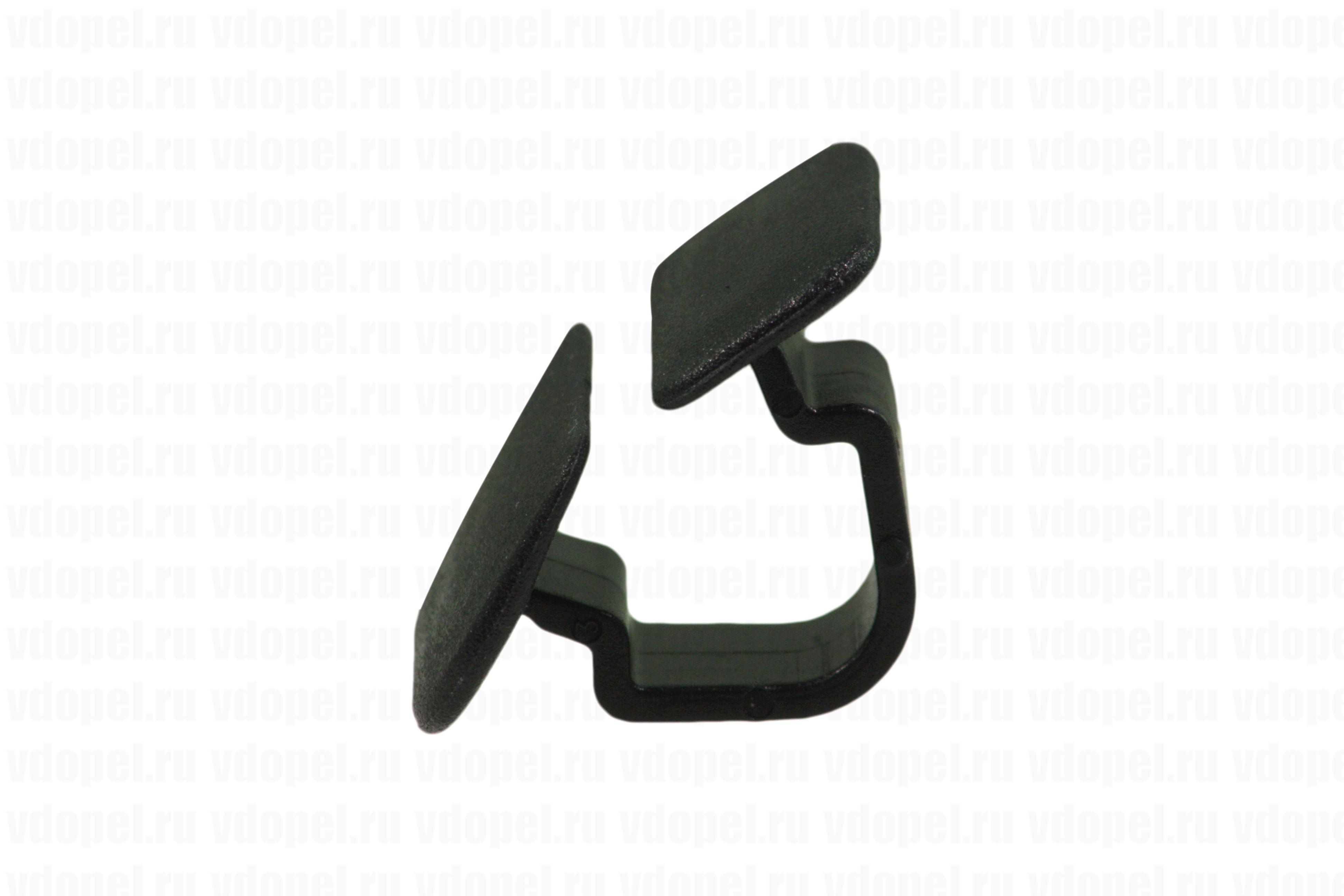 GM 90559149  - Зажим крышки приборного щитка нижний. Зафира
