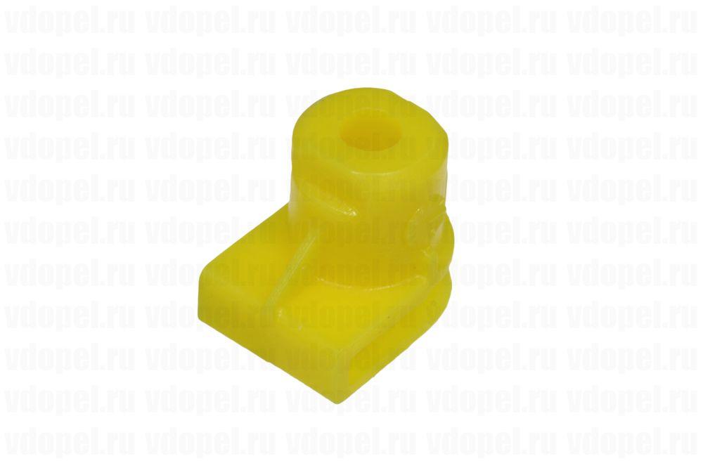 GM 90561279  - Гайка пластмассовая. Жёлтая