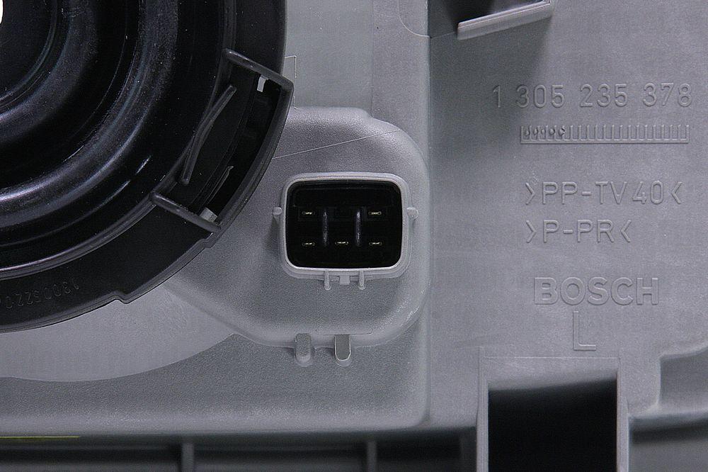 GM 91157027  - Фара Фронтера В 99-01 лев.