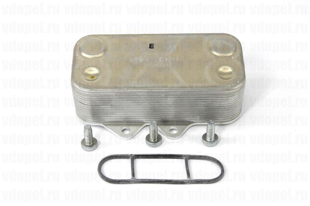 GM 9117318  - Радиатор масляный 2,0-2,2DT