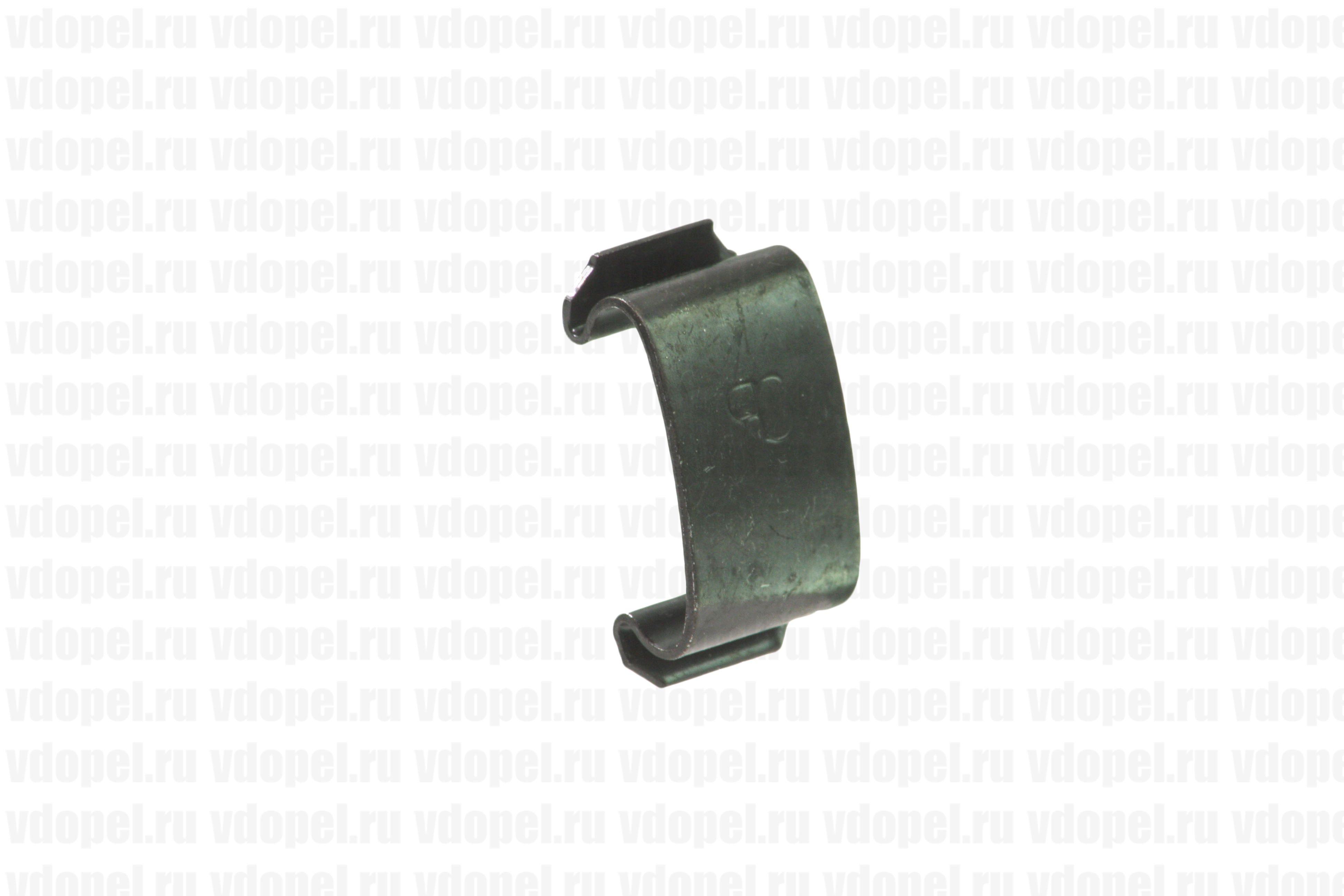 GM 9117523  - Зажим корпуса отопителя.