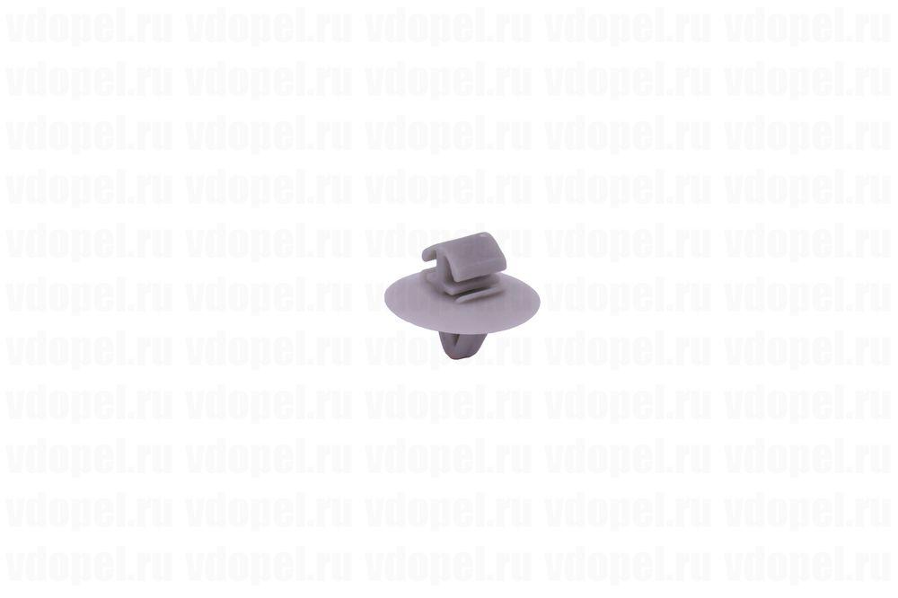 GM 93160023  - Клипса крепления молдингов дверей. Виваро (комплект)