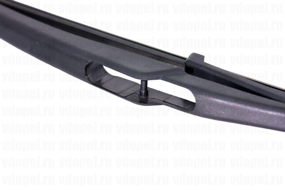 GM 93186488  - Щётка стеклоочестителя задняя. (30см) Астра G караван.