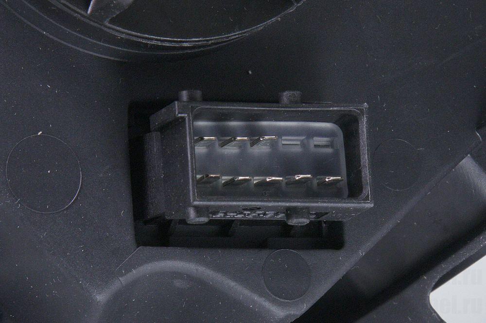 GM 93188580  - Фара Корса C 04- ZIZALA-type прав. (с линзами). GM