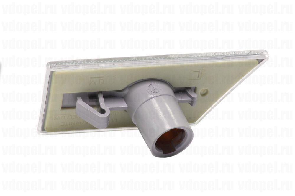 GM 93192381  - Повторитель поворота боковой. Вектра C, Сигнум лев. (белый) GM