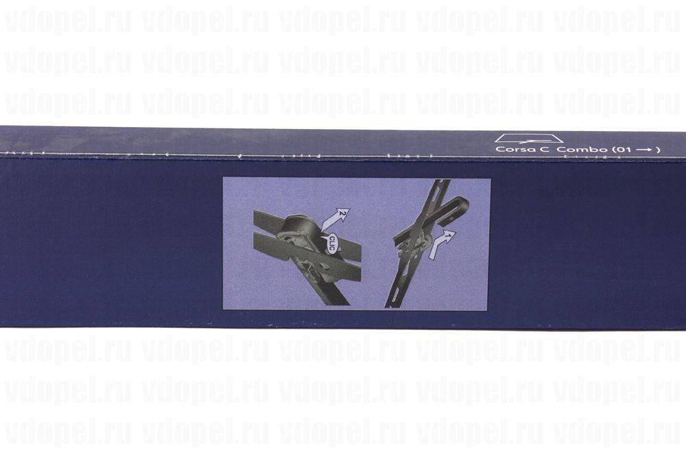 GM 93196005  - Щётка стеклоочестителя задняя. (35см) Монтерей. GM