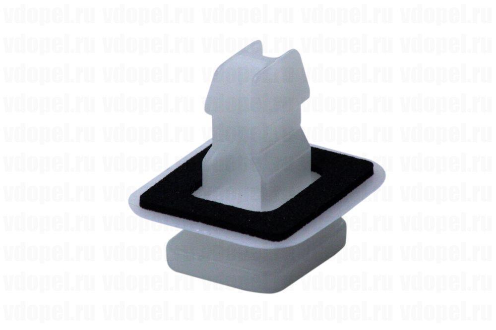 GM 94530385  - Клипса крепления накладки порога. Антара. (распорная)