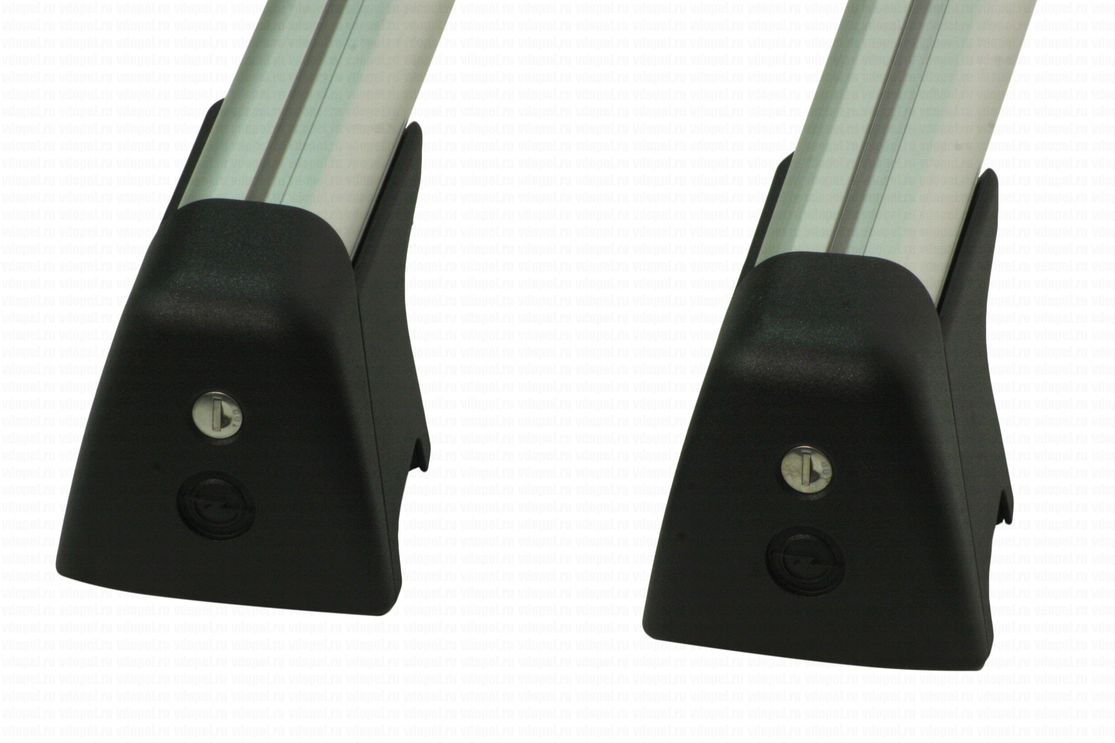 GM 95015257  - Багажник на крышу Мокка. Багажные дуги из алюминиевого сплава. Используется с рейлингами 95387611 И 95387612 (в комплекте отсутствует шестигранный ключ)
