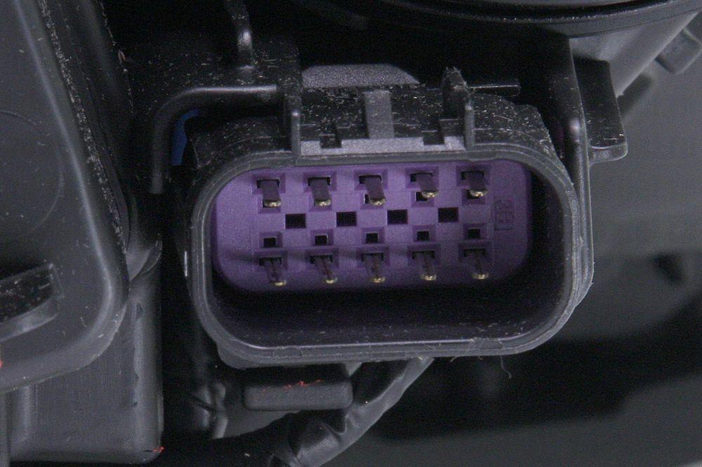 GM 95095496  - Фара Мокка лев.