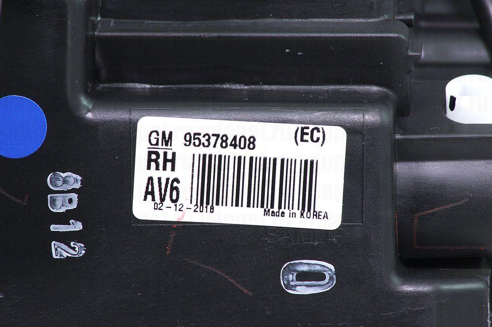 GM 95378408  - Фара Мокка (ксенон) прав.